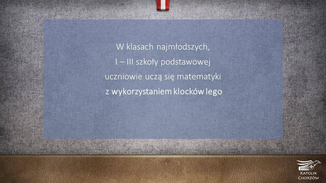 Katolik Chorzów Szkoła podstawowa
