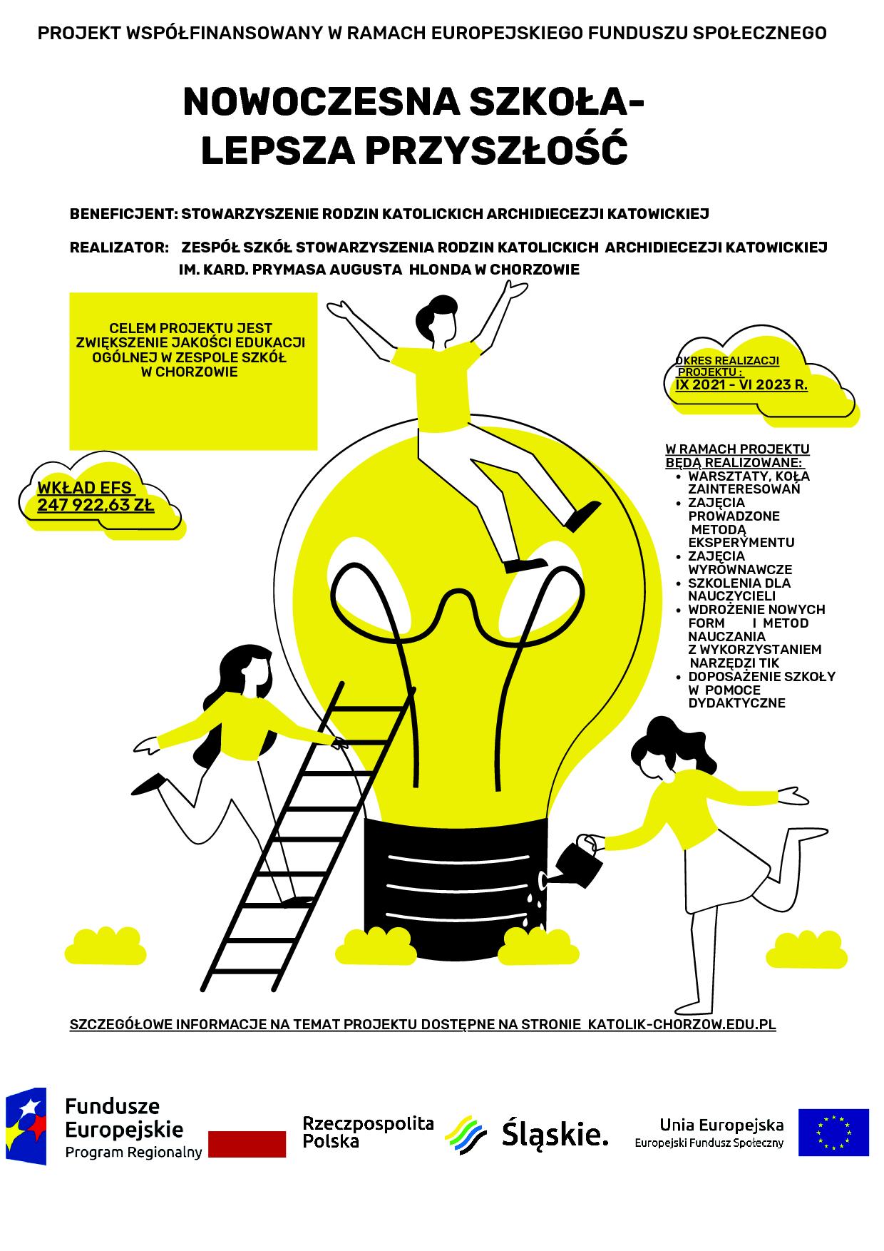 Nowoczesna szkoła-lepsza przyszłość